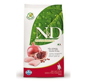N&D Grain Free CAT KITTEN Chicken & Pomegranate 1,5kg