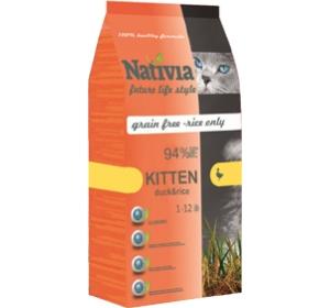 Nativia Cat Kitten 1,5kg