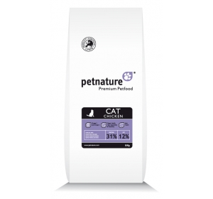 Petnature Cat Adult Chicken 10kg