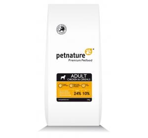 Petnature Dog Adult Chicken 3kg