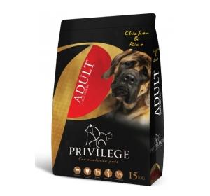 Privilege Dog Adult Large Breeds Chicken 3kg