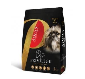 Privilege Dog Adult Small Breeds 3kg