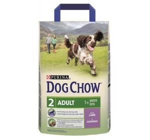 Purina Dog Chow Adult Lamb&Rice 2,5kg