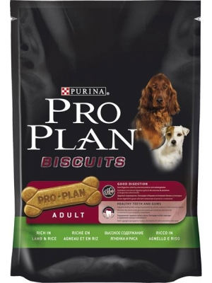 Purina Pro Plan Biscuits Lamb+Rice 400g