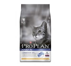 Purina Pro Plan Cat Adult  7+ Chicken 3 kg