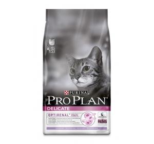 Purina Pro Plan Cat Delicate Turkey 3 kg