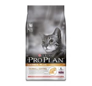 Purina Pro Plan Cat Derma Plus Salmon 3 kg