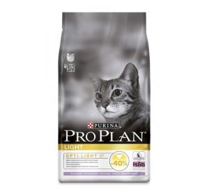 Purina Pro Plan Cat Light Turkey 3 kg