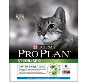 Purina Pro Plan Cat Sterilised Rabbit 400 g