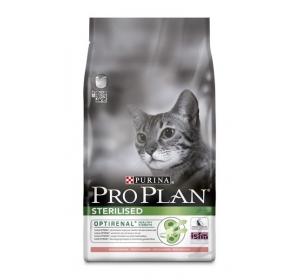 Purina Pro Plan Cat Sterilised Salmon 3 kg