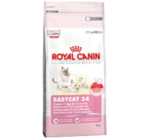 Royal Canin - Feline Growth Baby Cat 34 2kg