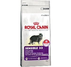 Royal Canin - Feline Sensible 33 4kg