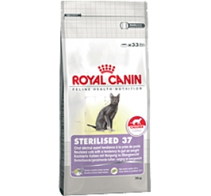 Royal Canin - Feline Sterilised 37 2 kg