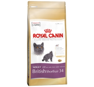 Royal Canin Feline BREED British Shorthair 2kg