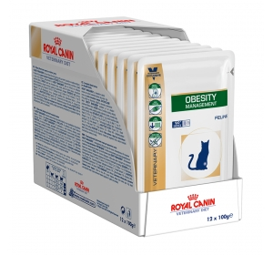 Royal Canin VD Cat kaps. Obesity 12x100g