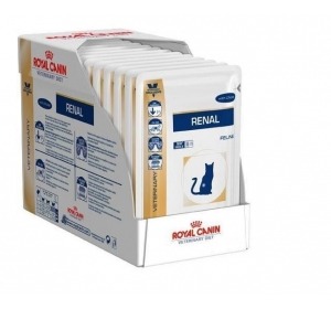 Royal Canin VD Cat kaps. Renal chicken 12x85g