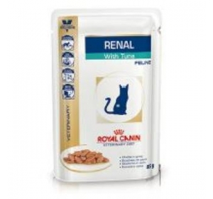 Royal Canin VD Cat kaps. Renal tuna 85g