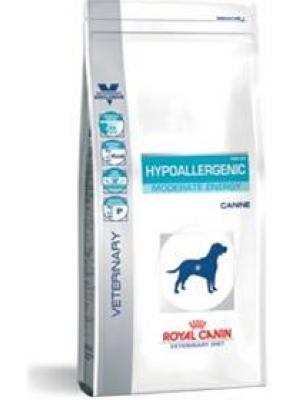 Royal Canin VD Dog Dry Hypoallergenic Mod Energy 14kg