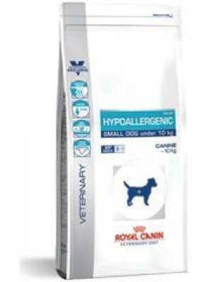 Royal Canin VD Dog Dry Hypoallergenic Small HDS24 3,5kg