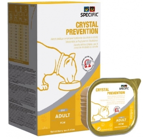 Specific FCW Crystal prevention 7x100g