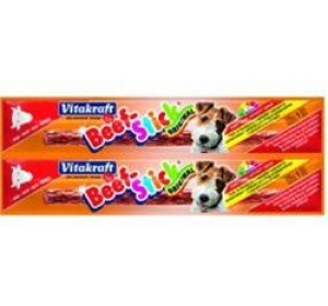 Vitakraft Beef Stick dog Beef - hovězí 2 ks