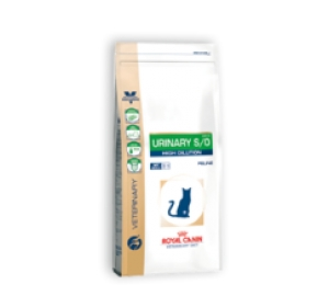 Royal Canin VD Cat Dry Urinary S/O High Dilution 1,5kg