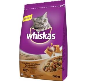 Whiskas dry - kuře 300 g