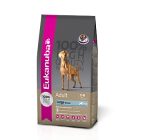 Eukanuba Adult Large Lamb & Rice 2,5 kg