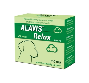 Alavis Relax 150mg pro psy cps 20
