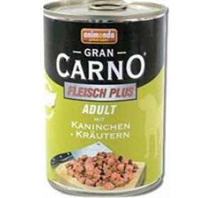 Animonda GranCarno dog konz. - králík + bylinky 400 g