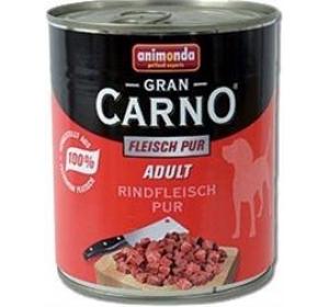 Animonda GranCarno dog konz. - hovězí 800 g