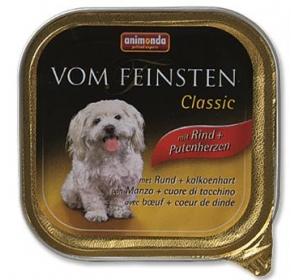 Animonda VomFeinsten Clas. dog van. -hov.,kr. srd. 150 g
