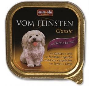 Animonda VomFeinsten Clas. dog van. -krůta, jehně 150 g