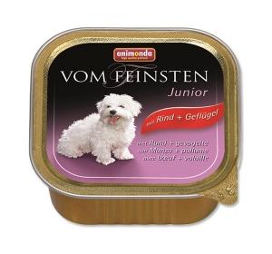 Animonda VomFeinsten dog van.Junior - hov.,drůbeží 150 g