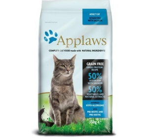 Applaws Cat Dry Adult Ocean Fish & Salmon 350 g