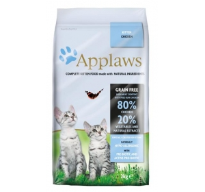 Applaws Cat Dry Kitten Chicken 2 kg