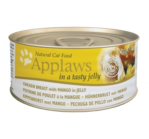 Applaws Cat konz. kuře a mango v aspiku 70 g