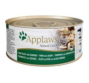 Applaws Cat konz. tuňák a mořské řasy 70 g