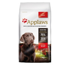 Applaws Dog Dry Adult Large Breed Chicken 7,5 kg