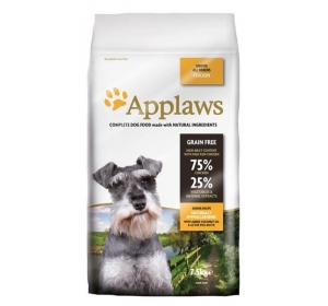 Applaws Dog Dry Senior 7,5 kg