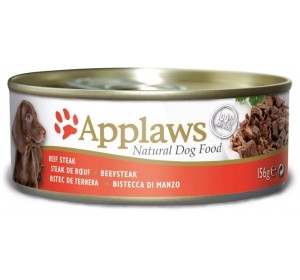 Applaws Dog konz. hovězí steak 156 g