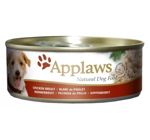 Applaws Dog konz. kuřecí prsa 156 g
