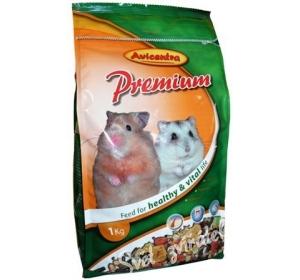 Avicentra Premium malý hlodavec 1kg