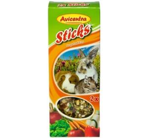 Avicentra tyč králík, morče - zelenina 2 ks
