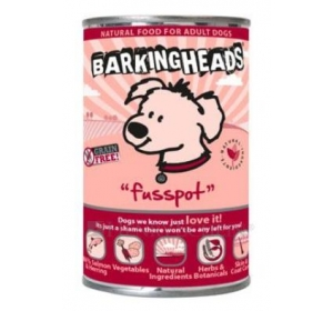 BARKING HEADS Fusspot konz. 400g