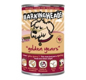 BARKING HEADS Golden Years konz. 400g