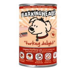 BARKING HEADS Turkey Delight konz. 400g