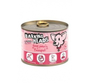 BARKING HEADS Tiny Paws Fusspot konz. 200g