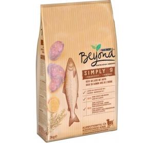 BEYOND Dog s lososem,ovsem a sladkými brambory 3 kg