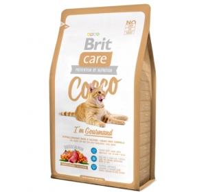Brit Care Cat Cocco I´m Gourmand 400g